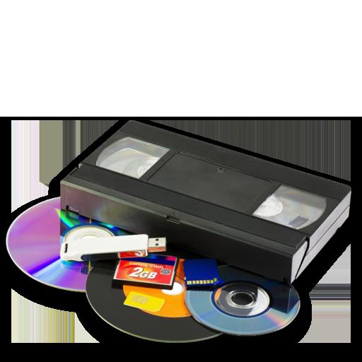 оцифровка видеокассет иркутск